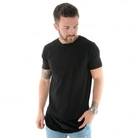 Kings Will Dream | KWD Riccal Velour Half Sleeve T-Shirt