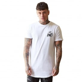Kings Will Dream | KWD Travis Half Sleeve T-Shirt - White