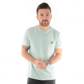 Lyle & Scott | TS400V Plain Crew Neck T-Shirt