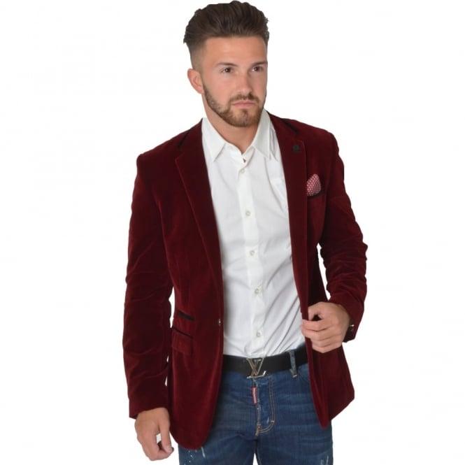 e6576127817 Marc Darcy Velvet One Jacket