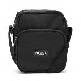 Nicce London | Teton Cross Body Bag - Black