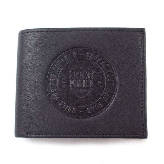 Police Nerio 4929 Wallet - Black