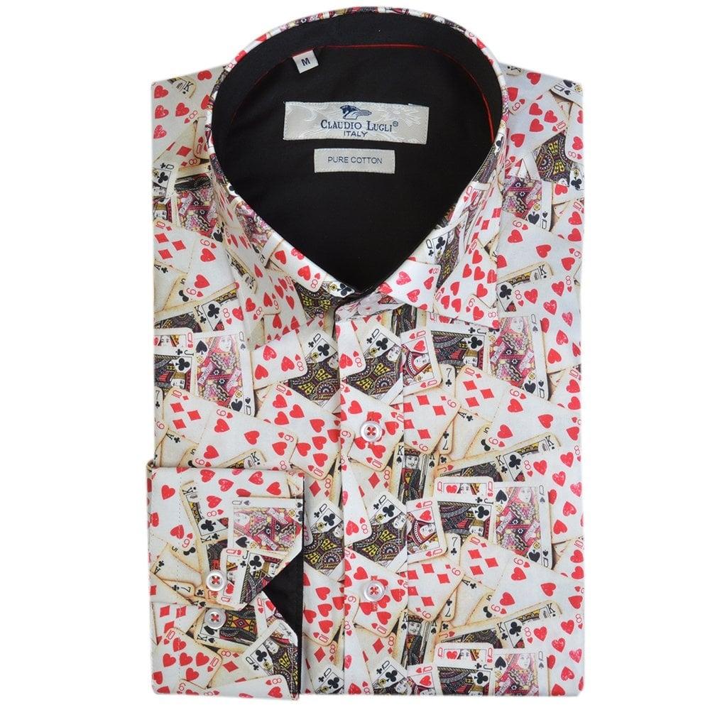 Buy Claudio Lugli Shirts 8a27e44e5