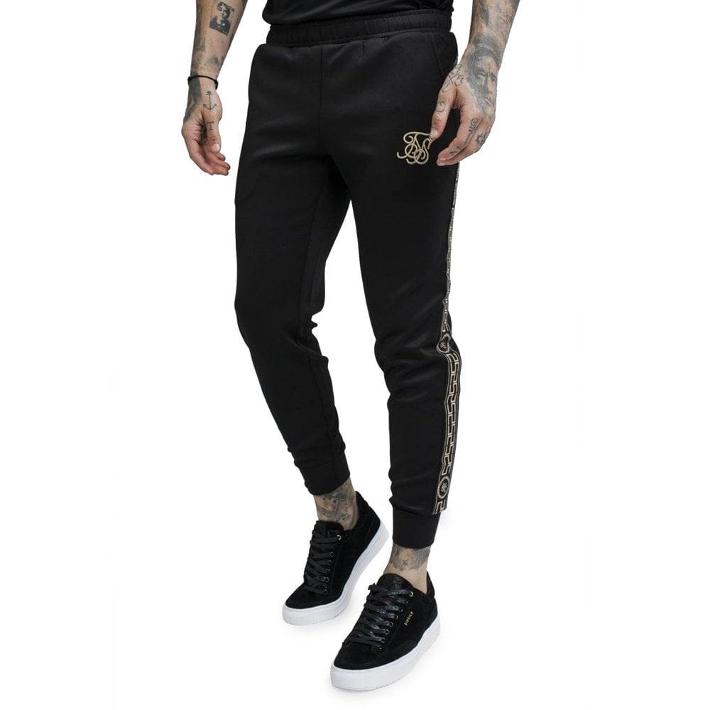 ff1f24e414677e Buy Sik Silk Joggers   CBMenswear   Sik Silk SS-13673 Cartel Joggers