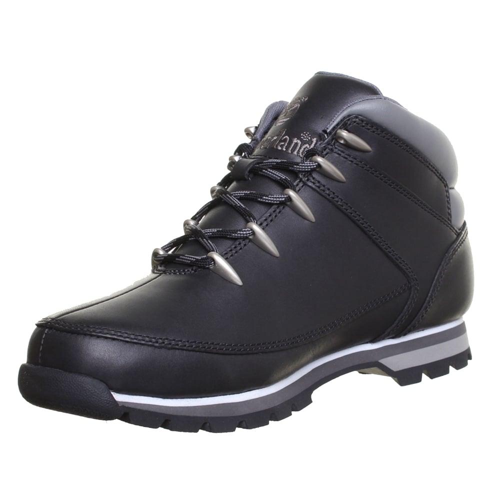 Timberland 6200R Euro Sprint Hiker Trainer - Black ccab9169f3