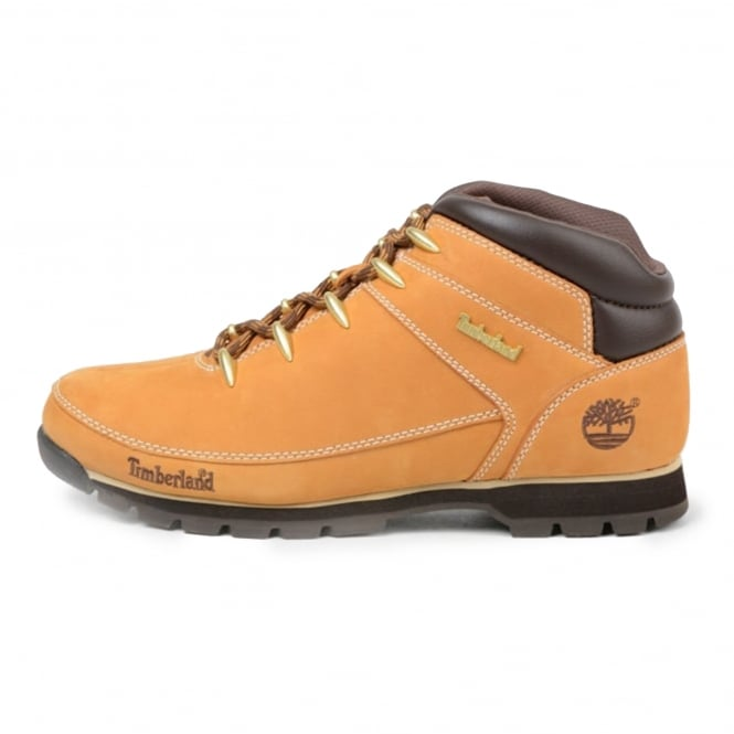 Timberland A122I Euro Sprint Hiker Trainer - Gold