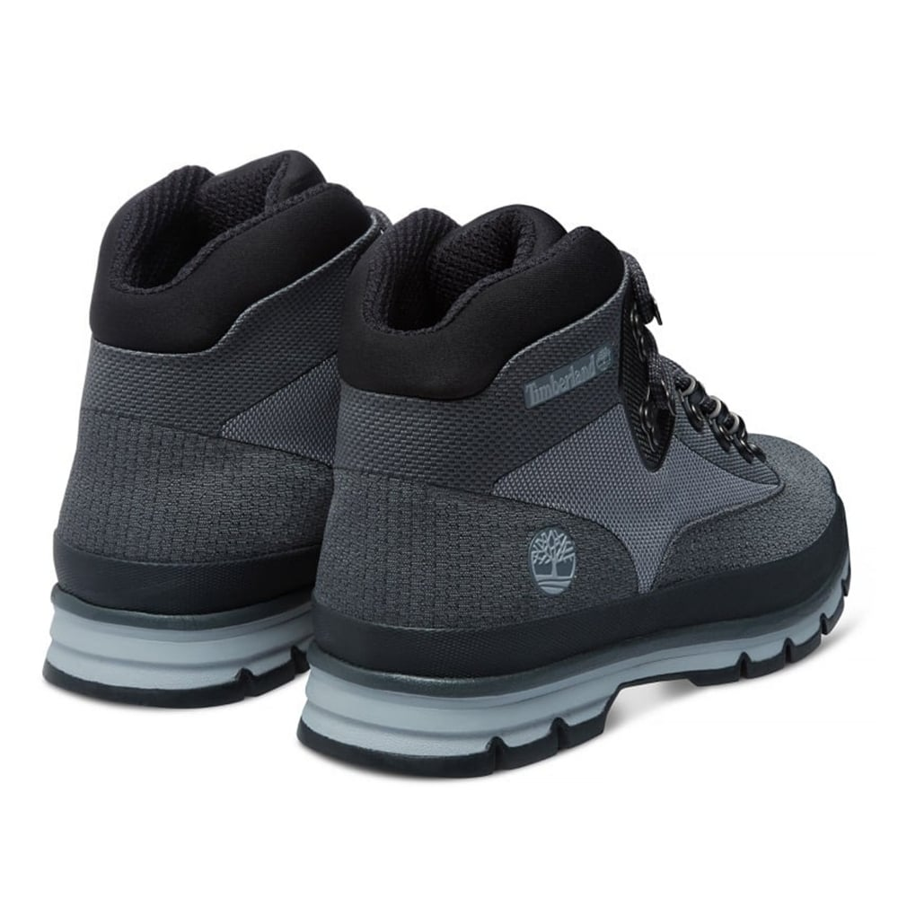 e80b98f2626 A135T Euro Hiker Mid Jacquard Trainer - Grey