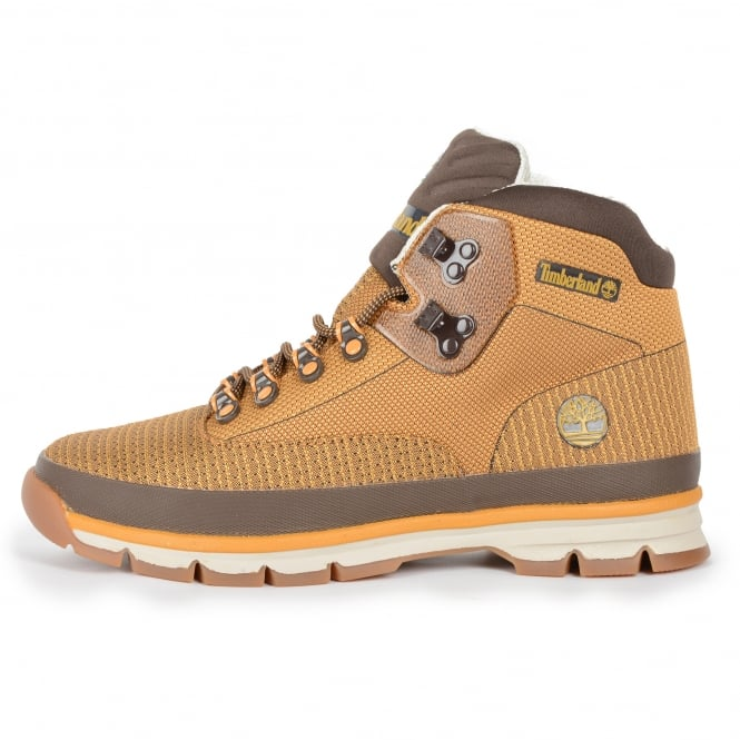 Timberland A1A92 Euro Hiker Jacquard Footwear Mid Boot - Wheat