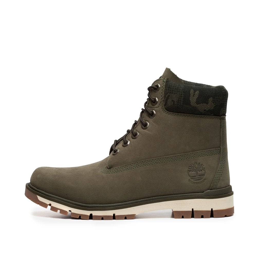 sold worldwide new style sale retailer TB0A1UNN Radford 6 Inch Boot - Green