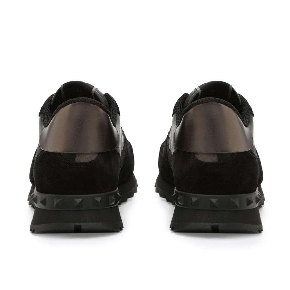 en gros choisir véritable En liquidation | PY2S0723 NTA Camouflage Noir Rockrunner Trainer - Black