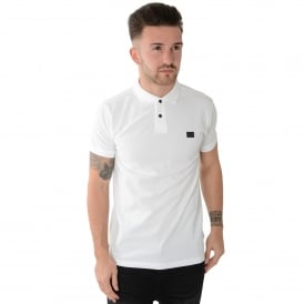 Weekend Offender Gose 1702 White Polo T-Shirt
