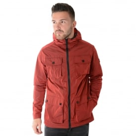 Weekend Offender Pitt 1731 Lightweight Hood Jacket