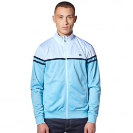 Weekend Offender Steinbeck 1501 Track Top - Sky Blue